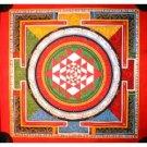 Mandala Thanka shree yantra