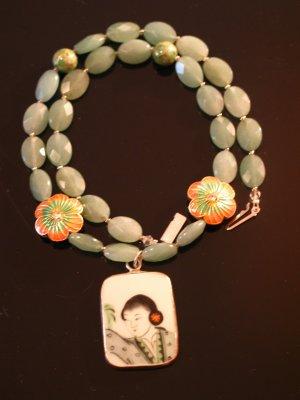 Mama Chinoise Necklace