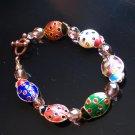The Ladybug Ball Bracelet