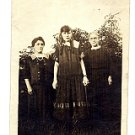 Outdoor Photo of Mother, Daughter and Grandmother - Photo #10 (1900-1920)