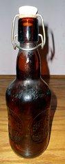 Vintage Grolsch Beer Bottle