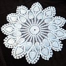 Vintage Round Lace Doily - Shipping has been REDUCED!!!