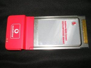 Vodafone 3.5G(HSDPA)/3G/EDGE/GPRS datacard (OPTION) - UNLOCKED/UNUSED (without box)