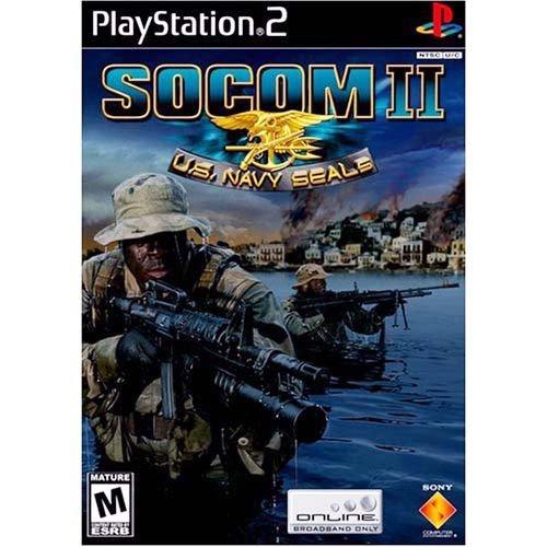 Socom II: U.S. Navy Seals * Headset Not Included (Pre-Played)
