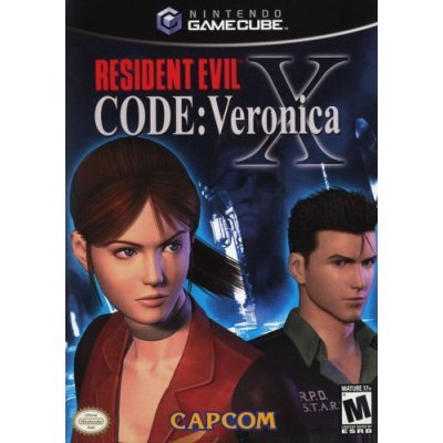 Resident Evil Code: Veronica X (Pre-Played)