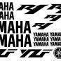 Yamaha R1 Decal Kit