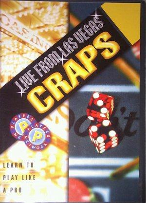 Live from Las Vegas Craps DVD