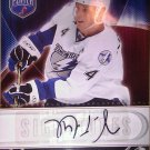 2009-10 Be A Player Signatures #SVL Vincent Lecavalier