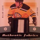 10-11 SP Game Used Authentic Patches AFML Milan Lucic