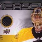 2010-11 Upper Deck Game Jerseys #GJ2TR Tuukka Rask