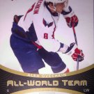 10-11 Upper Deck All World Team AW38 Alexander Ovechkin