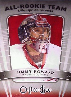 2010-11 O-Pee-Chee All Rookie Team #AR1 Jim Howard