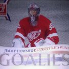 2010-11 Donruss Les Gardiens #9 Jimmy Howard