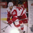 2010-11 Score Playoff Heroes #15 Henrik Zetterberg