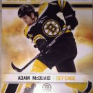 2010-11 Score #549 Adam McQuaid HR RC