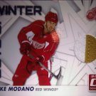 10-11 Donruss Boys of Winter Threads Prime 34 Modano