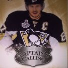 2009-10 Upper Deck Captain's Calling #CC1 Sidney Crosby