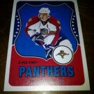 2010-11 O-Pee-Chee Retro Stephen Weiss card no. 490
