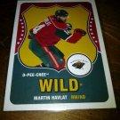 2010-11 O-Pee-Chee Retro Martin Havlat card no. 476