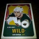 2010-11 O-Pee-Chee Retro Cam Barker card no. 100