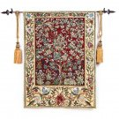 Lot Wall tapestry rustic tapestry William morris Tree of Life Red 140cm*107cm