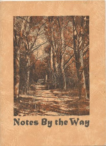 Notes By the Way: Vintage 1940's LDS Business College Christmas Poetry Folder