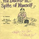 The Doctor in Spite of Himself: An Adaptation by Vern Adix of Henry Fielding's Play THE MOCK DOCTOR