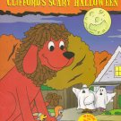 Clifford the Big Red Dog: Clifford's Scary Halloween by Sonali Fry, Jim Durk, New with 3-D Glasses