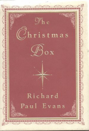 The Christmas Box by Richard Paul Evans First Edition 1993