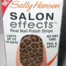 Sally Hansen Instant Salon Effects 320 *KITTY KITTY* Leopard Nail Polish Strips