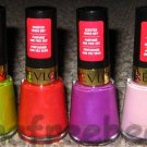 BN Revlon Scents of Summer SCENTED Nail Polish *OCEAN Orange BEACH Cotton Candy*