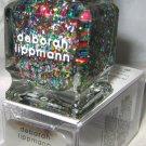 Deborah Lippmann Nail Polish HAPPY BIRTHDAY Multi-Colored Party Hex Glitter BNIB