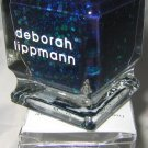 Deborah Lippmann Nail Polish *ACROSS THE UNIVERSE* Blue Teal Hex Glitter BNIB