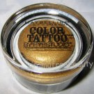 Maybelline COLOR TATTOO 24HR Cream Gel Eye Shadow ** BOLD GOLD ** Shimmery Gold