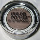 Maybelline COLOR TATTOO 24HR Cream Gel Eye Shadow *TOUGH AS TAUPE* Matte Taupe