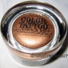 Maybelline COLOR TATTOO 24 Hour Cream Gel Eye Shadow #25 *BAD TO THE BRONZE* New