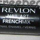 Revlon Nail Art FRENCH MIX Nail Polish Duo * SWEET REVENGE * Pink Purple Shimmer