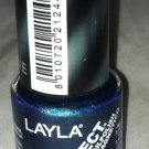 Layla Magneffect Magnetic Effect Nail Polis * 04 TURQUOISE WAVE * Brand New