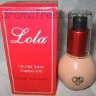 Lola Oil-Free Sheer Natural Water-Based Foundation *BISQUE* w/Vitamins $30+ BNIB