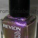 Revlon Lmtd Ed. Chroma Chameleon Nail Polish Enamel *TANZANITE* Royal Purple BN