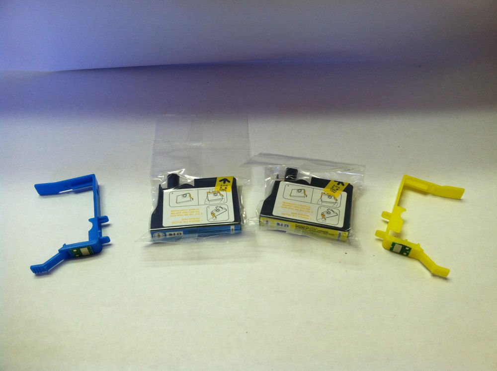 LD Epson Stylus Printer Ink CX5000/CX6000/CX7000F/CX7400/CX8400/CX9400 Yellow/Cy