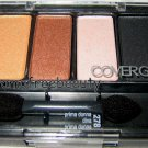 Cover Girl Eye Enhancers Eyeshadow Quad 278 *PRIMA DONNA DIVA* Smokey Neutral BN