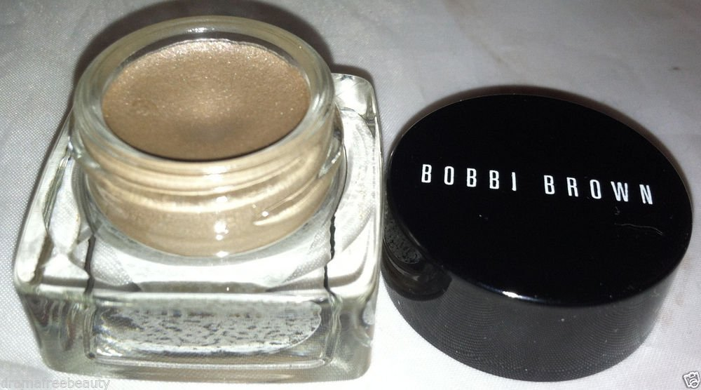 Bobbi Brown Metallic Long-Wear Cream Shadow *4 BROWN METAL* Warm Sparkle B. New