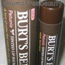 Burt's Bees 100% Natural Moisture Tinted Lip Balm *PETUNIA* Sheer Petal Pink NIB