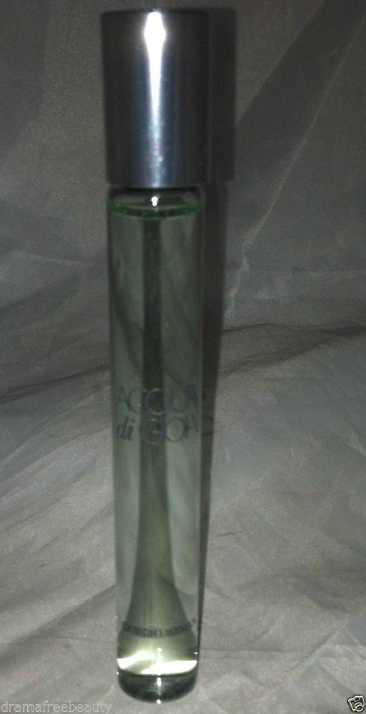 Giorgio Armani *ACQUA DI GIOIA* Perfume/Parfum Rollerball Full Size .34oz New
