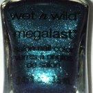 Wet n Wild Mega Last Nail Polish *SEA YA' SOON* Deep Teal/Green/Blue Duo Shimmer