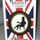 Butter London Master Body Lotion * BLACK TEA * Paraben Free/Vegan Brand New