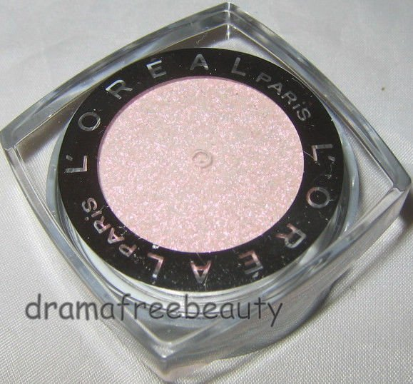 L'oreal Infallible 24HR Waterproof Eyeshadow *STRAWBERRY BLONDE* Iridescent Pink
