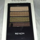 Revlon Colorstay 12 Hour Eyeshadow * 315 NEUTRAL KHAKIS * Rich Beautiful Color