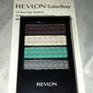 Revlon Colorstay 12 Hour Eyeshadow * 380 SILVER FOX * Rich Beautiful Color BNIB